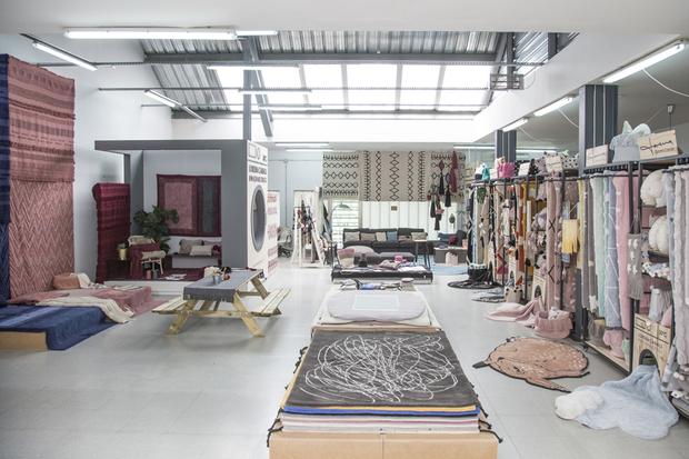 Nuevo showroom de Lorena Canals