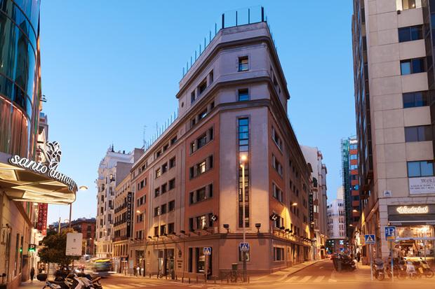 Generator Madrid, entre Gran Vía y Malasaña