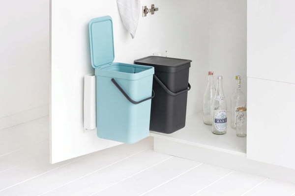 Cubos de basura Sort & Go, de Brabantia