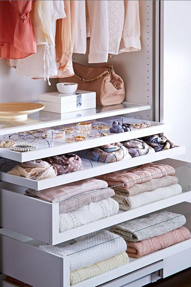 Cómo hacer el cambio de armario