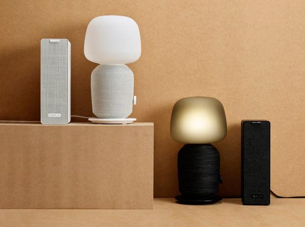 Nueva colección Symfonisk de Ikea y Sonos