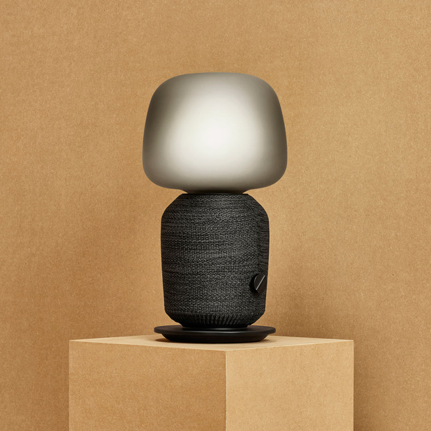 Lámpara de mesa Symfonisk de Ikea