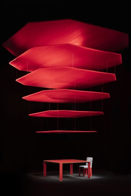 Armani Casa en el Salone del Mobile de Milan