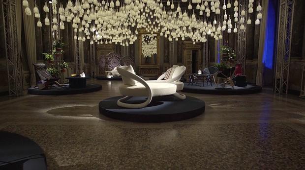Louis Vuitton en el Salone del Mobile de Milan