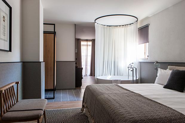 Hotel Terra Dominicata por Black Velvet Studio