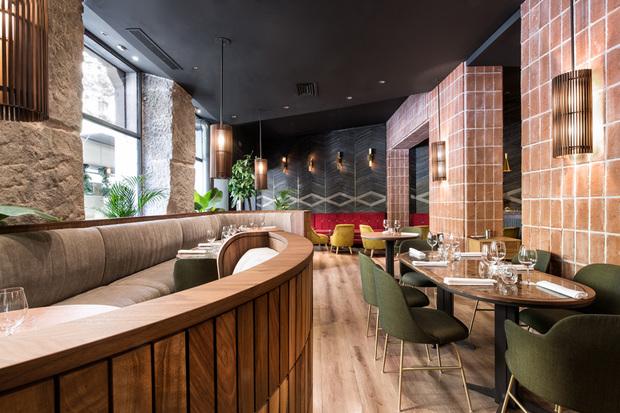 Restaurante La Cabra, Madrid