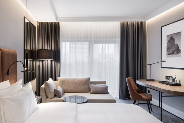Hotel de diseño: Radisson Collection Hotel Warsaw