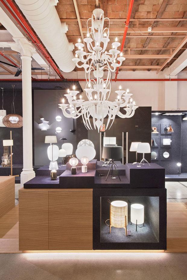 Nueva tienda de Biosca & Botey por Piedra Papel Tijera Interiorismo