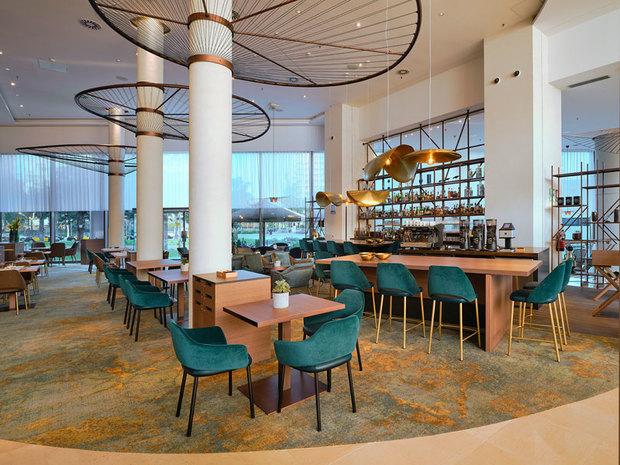 Espacio  MA´I, dentro del restaurante AÜRT