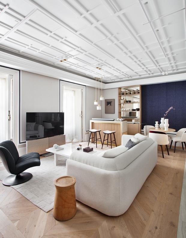Espacio Bang&Olufsen por Ele Room 62 en Casa Decor 2020