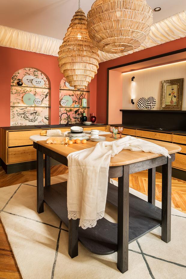 Espacio Hauka por Dosde Espacio Cocinas en Casa Decor 2020