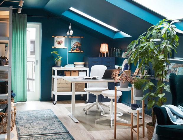 Consejos para montar una zona de trabajo en casa