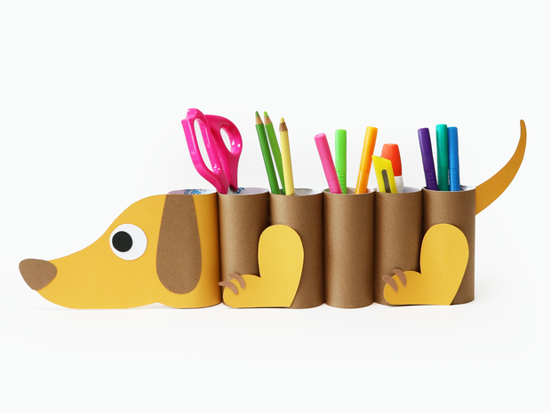 Ideas de manualidades con materiales reciclados