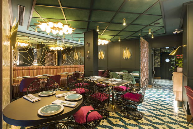 Bangalore Modern Indian Cuisine: restaurante indio en Madrid
