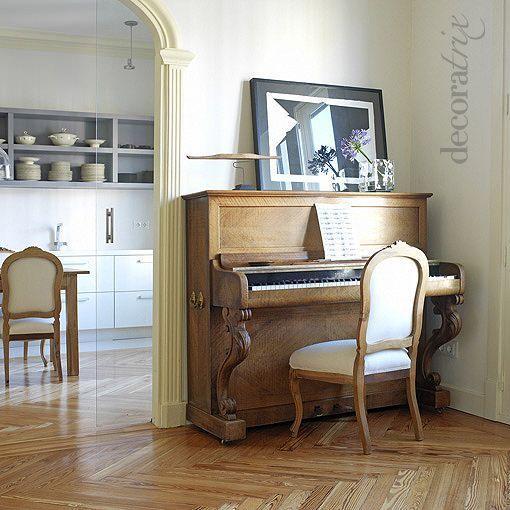 Qué hacer con los muebles heredados