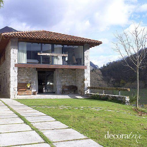 Casas rurales el ller n en asturias - Casa rural asturias piscina climatizada ...