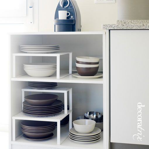 Una cocina con un armario de 10 cm de fondo for Muebles almacenaje ikea