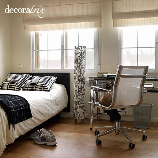 Dormitorios para adolescentes for Escritorio habitacion juvenil