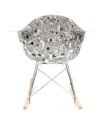 eames-plastic-side-chair-by mike perry