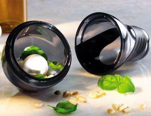 Mezclador y mortero del chef Jamie Oliver