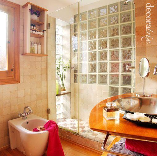 Un cuarto de baño de 4 m2