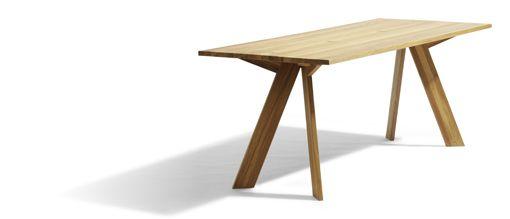 Una mesa que se convierte en consola - Mesa plegable diseno ...