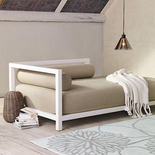 Sof s cama en el sal n para el descanso de tus invitados - Sofas para habitacion ...