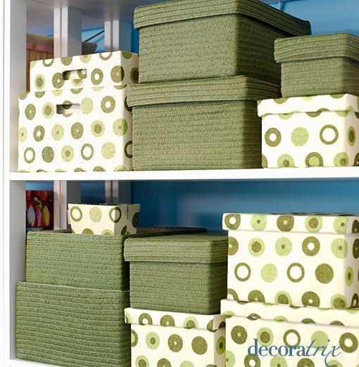 Cajas De Fibra Y Tela1