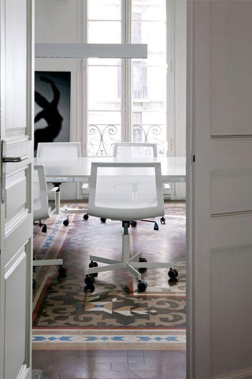 Sillas de escritorio para trabajar mejor for Sillas comodas para trabajar