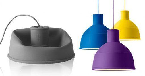 Lmparas de silicona flexible