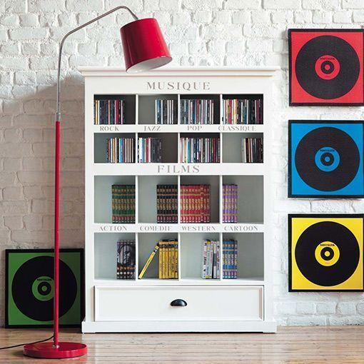 Nuevos muebles para los cuartos juveniles