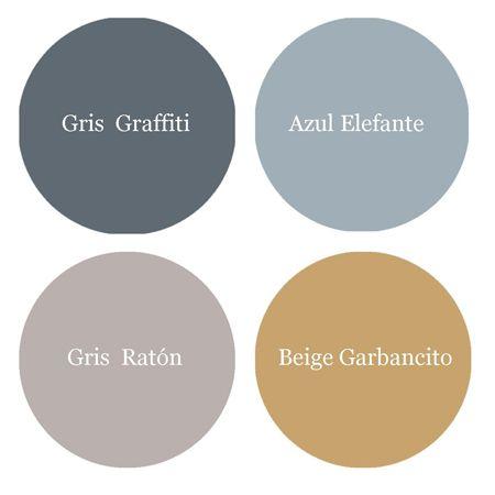 Nuevos colores de pintura de pizarra
