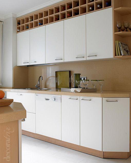 Nice Botellero Cocina Photos ** Buffet Aparador Botellero Para ...