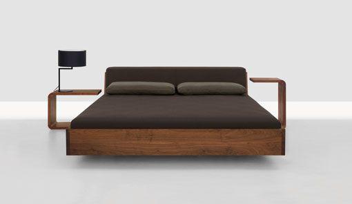 Muebles de madera de diseño minimal