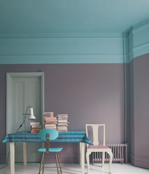 Nuevos colores para paredes grises