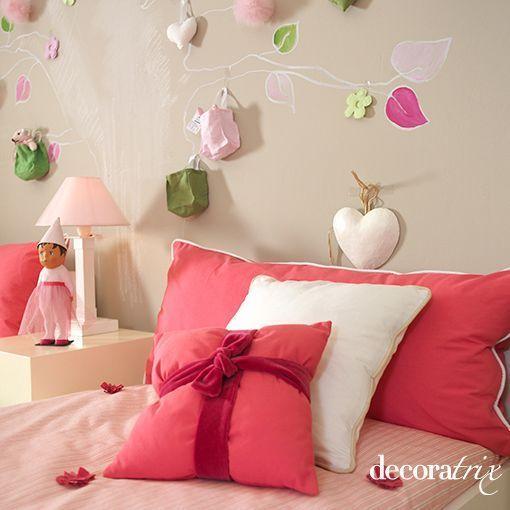 Un dormitorio para ni as con un rbol encantado - Vtv muebles infantiles ...