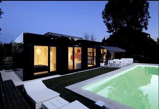 Las casas modulares de a cero un lujo asequible for Casa de lujo minimalista y espectacular con piscina por a cero