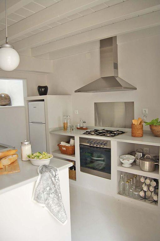Casa de pueblo de estilo r stico actualizado for La cocina en casa