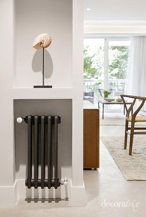 C mo integrar radiadores antiguos - Radiadores de casa ...