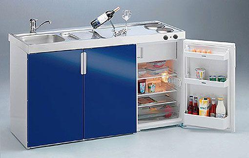 Mini cocinas compactas para espacios reducidos