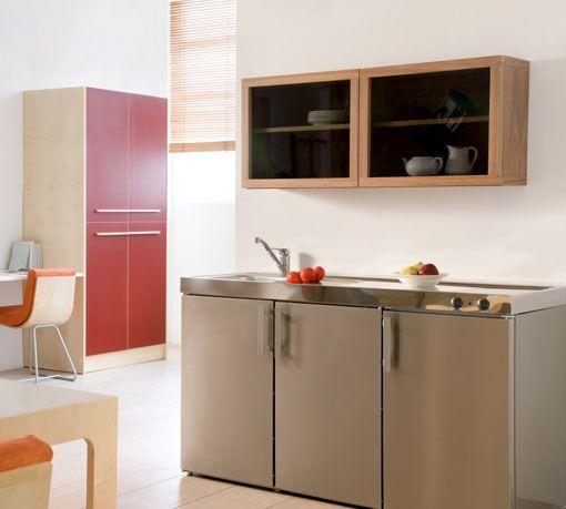 Mini cocinas compactas para espacios reducidos - Montar cocina ikea ...