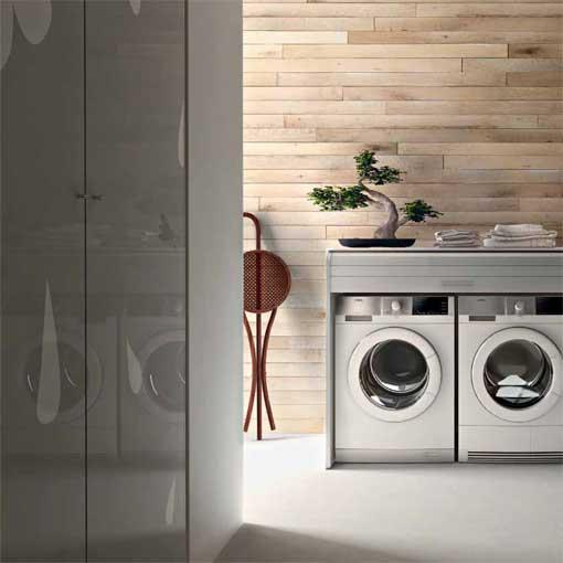 Cuartos de lavado y plancha de dise o for Diseno lavadero