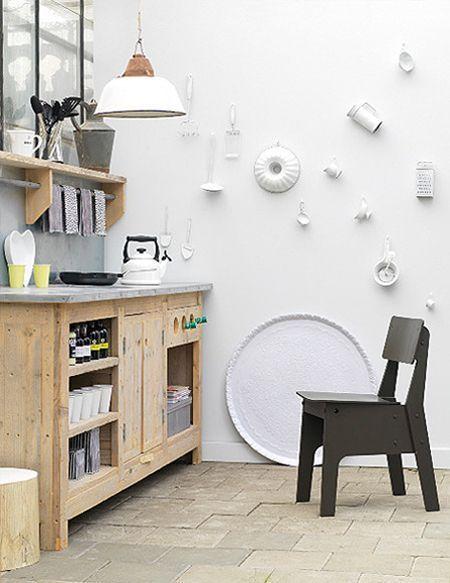 Ideas originales para decorar las paredes - Decorar paredes cocina ...