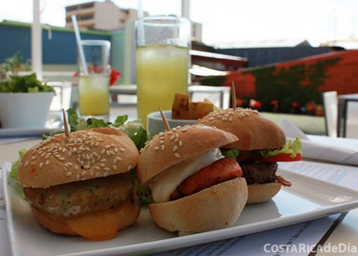 receta mini hamburguesas