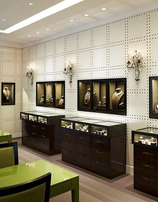 David Webb Flagship Boutique en New York