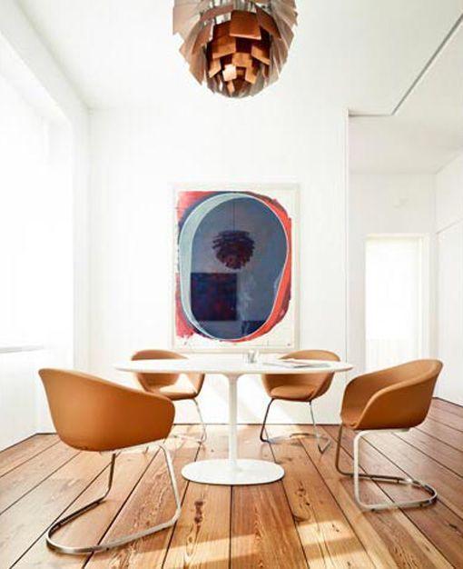 Mesa y sillas para comedores modernos
