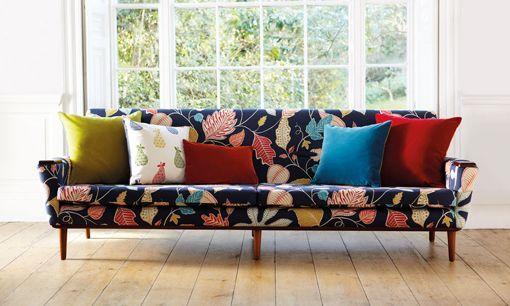 Renovar sillones antiguos con tapicer as modernas - Transformar muebles antiguos en modernos ...
