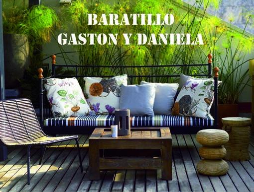 Baratillo de Gastón y Daniela