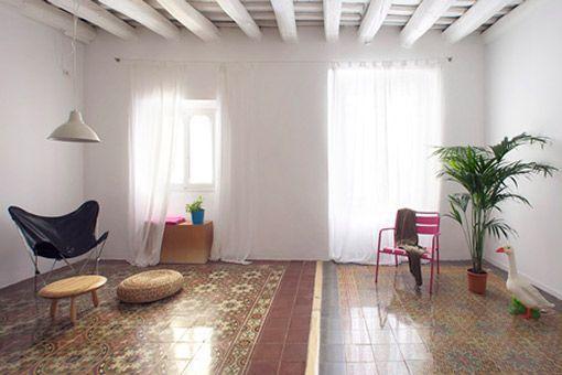 Apartamento de 45 metros reformado - Reformas pisos pequenos ...