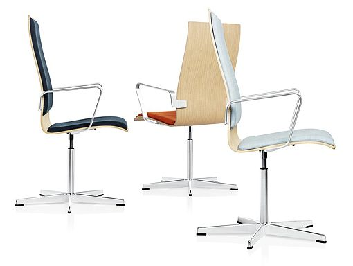 sillas Oxford de Republic of Fritz Hansen